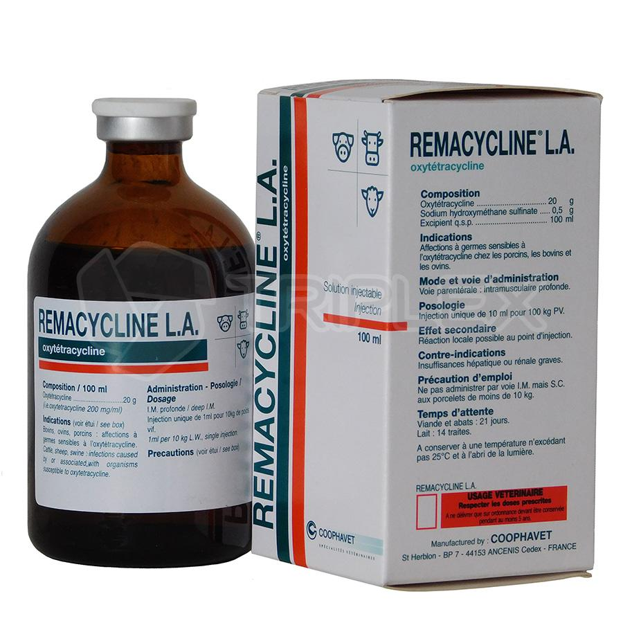 Ремациклин Л.А. (remacycline l.a.) 20%